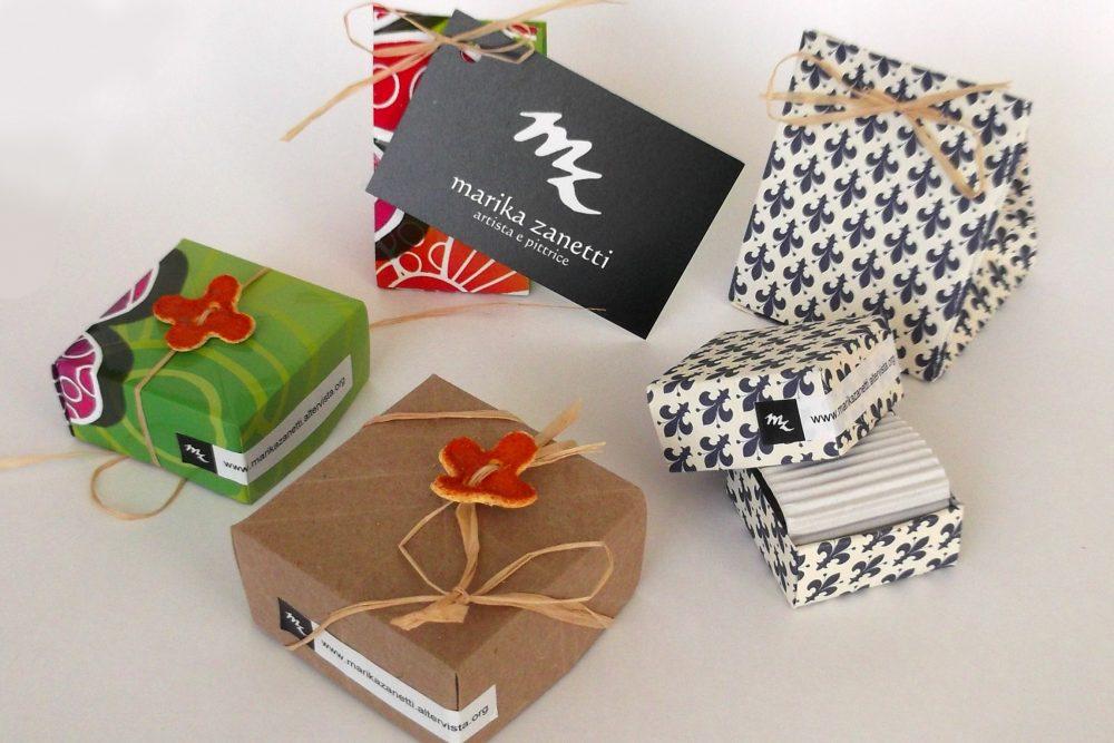 confezioni regalo de La Bottega di marika