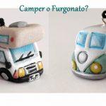 camper o furgonato