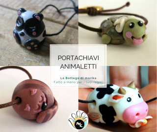 Cover album di fb portachiavi animaletti