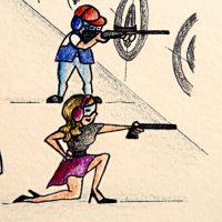 Illustrazioni personalizzate storia d'amore vita di coppia viaggio - labottegadimarika (15)-106