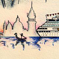Illustrazioni personalizzate storia d'amore vita di coppia viaggio - labottegadimarika (17)-108