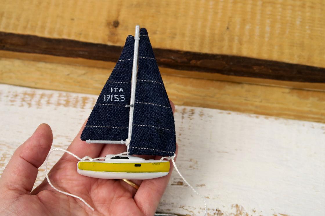 barca a vela miniatura modellino collezione pogo labottegadimarika (43)