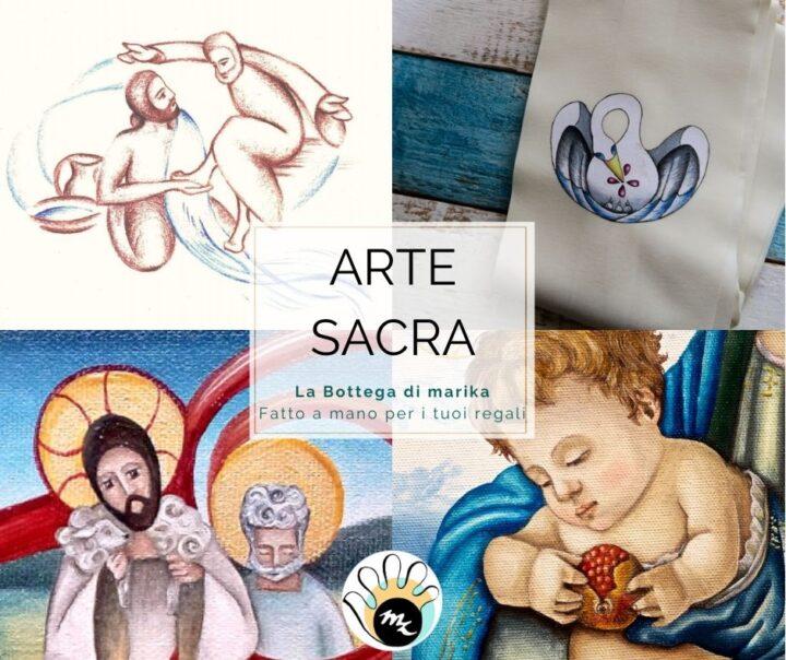 arte sacra quadri stole dipinte a mano