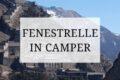 Fenestrelle in camper: viaggiare e mangiare in Val Chisone