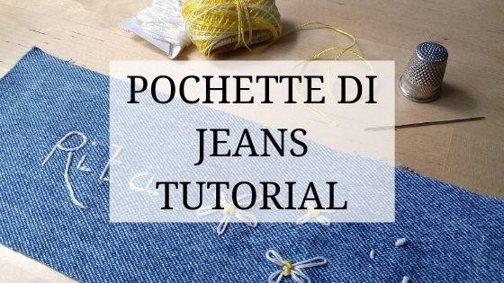 idee per riciclare jeans e stoffa